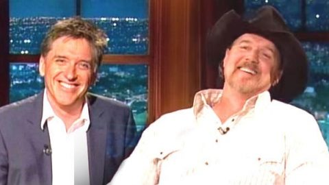Trace Adkins Interview On Craig Ferguson 2009 (VIDEO) | Country Music Videos
