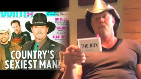 Trace Adkins Vs. The Box (WATCH) | Country Music Videos