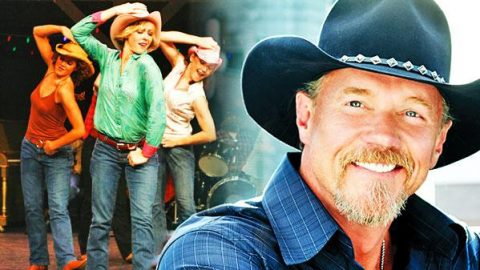 """Official Line Dance To Trace Adkins' """"Honky Tonk Badonkadonk"""" (WATCH) 
