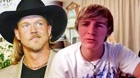 """Tyler Barham Covers Trace Adkins' """"Then They Do"""" (WATCH) 