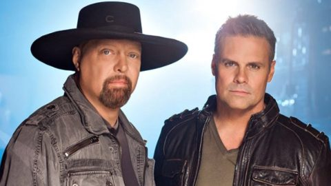 Eddie Montgomery Makes First Public Statement Since Troy Gentry's Death   Country Music Videos