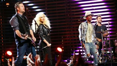 Top Secret 'Voice' Performance Cancelled   Country Music Videos