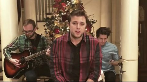 john michael montgomerys son delivers nostalgic cover of a christmas classic - Christmas Classic Music