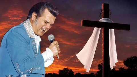 Rare Live Performance Of Conway Twitty Singing 'Why Me Lord' Will Bring You To Your Knees | Country Music Videos