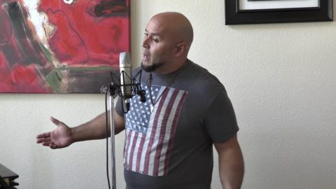 Viral Singing Dad Delivers Another Soulful Cover Of A Chris Stapleton Hit | Country Music Videos
