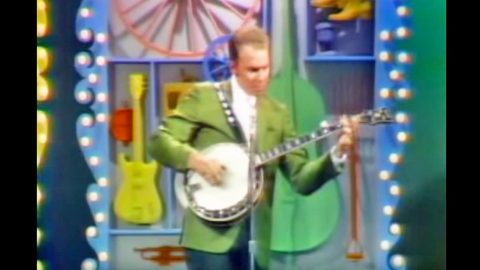 RARE: Young Hank Williams Jr. Breaks It Down On The Banjo   Country Music Videos