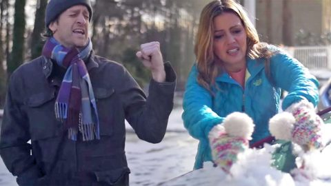 "Hilarious Zac Brown Band Parody ""Suck In Colder Weather"" 