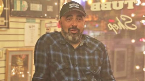 Learn All About The Nitty-Gritty That Went Into Making Aaron Lewis' 'That Ain't Country' Video | Country Music Videos