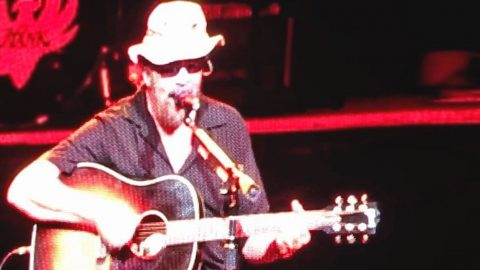 'A Country Boy Can Survive' Goes Acoustic In Hank Jr. Performance You Can't Resist | Country Music Videos