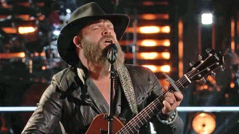 Was This Team Blake Singer's Chris Stapleton Cover Enough To Save Him On 'The Voice'? | Country Music Videos