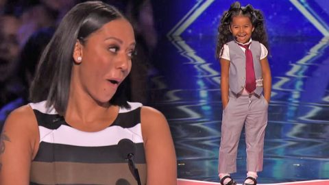 You Won't Believe What This 5-Year-Old America's Got Talent Contestant Says! | Country Music Videos