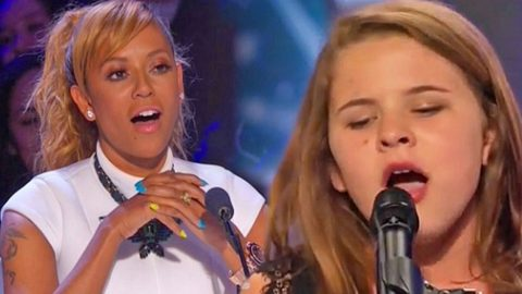 10-Year-Old Girl Leaves Judges Speechless With Mind-Blowing Cover Of 'House Of The Rising Sun' | Country Music Videos