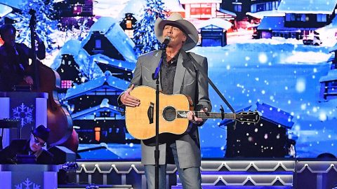 Classic Christmas Carol Gets Countryfied By Alan Jackson | Country Music Videos