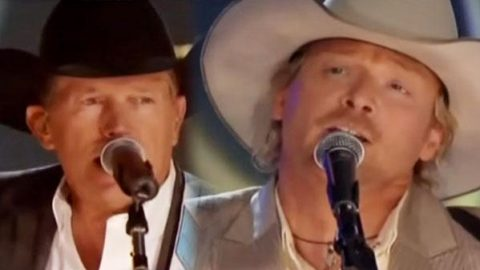 Alan Jackson (With George, Dirks, & Brad) – Country Boy | Country Music Videos