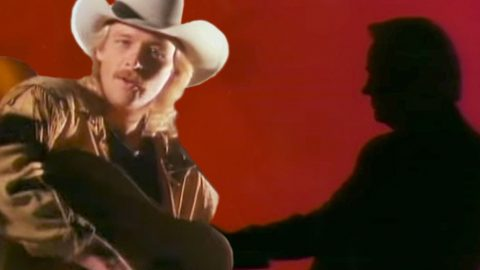 Alan Jackson Recruits Epic Guest Star For Fiery 'Don't Rock The Jukebox' | Country Music Videos
