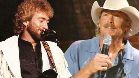 Alan Jackson & Keith Whitley Will Make You Feel At Peace With 'There's A New Kid In Town' | Country Music Videos
