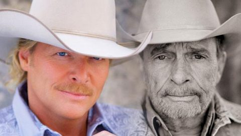 """Alan Jackson Covers Merle Haggard's """"My Own Kind Of Hat"""" (VIDEO) 