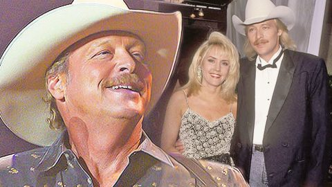 Alan Jackson Beams With Pride As He Invites His Wife Of 36 Years Onstage | Country Music Videos