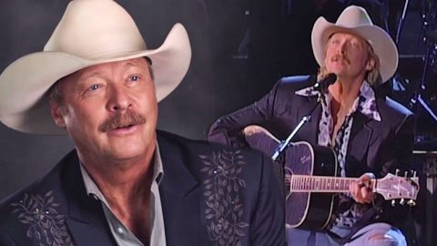 15 Years Later, Alan Jackson Emotionally Reflects On Debut Of 'Where Were You' | Country Music Videos