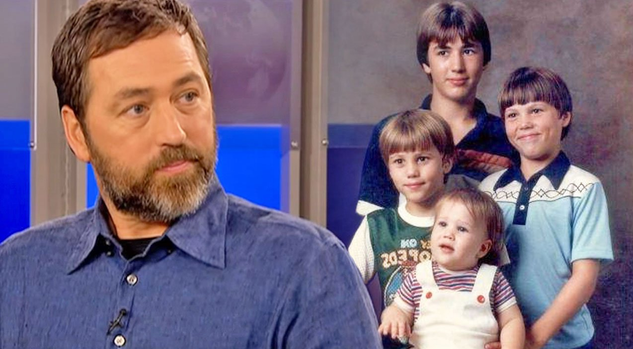 Duck Dynasty's Alan Robertson Opens Up About His Difficult Childhood In  Rare Interview