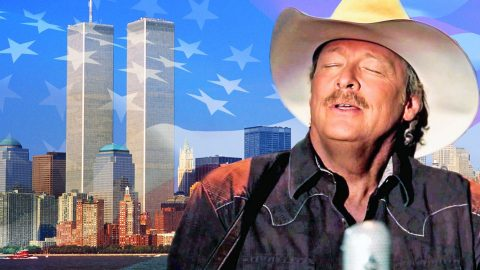 Alan Jackson Fights Back Tears In Emotional Tribute To 9/11 Victims | Country Music Videos