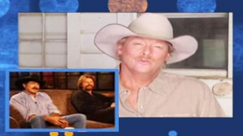 Alan Jackson Surprises Brooks & Dunn (VIDEO) | Country Music Videos