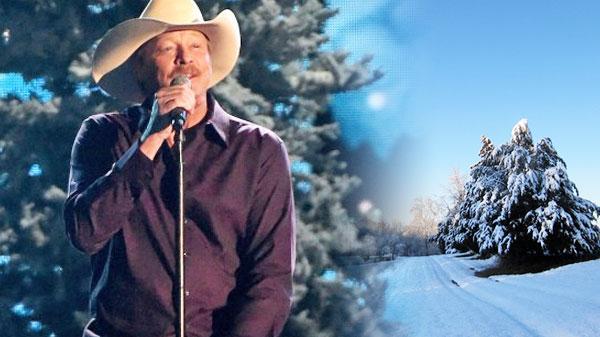 alan jackson honky tonk christmas video country rebel - Alan Jackson Honky Tonk Christmas