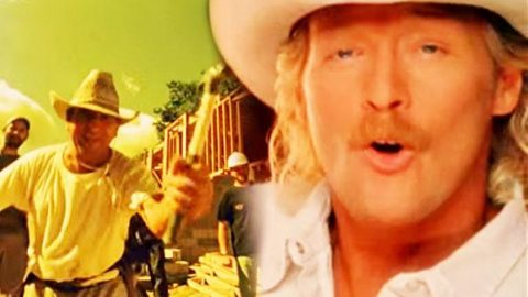 Alan Jackson – It's Alright to be a Redneck (VIDEO) | Country Music Videos