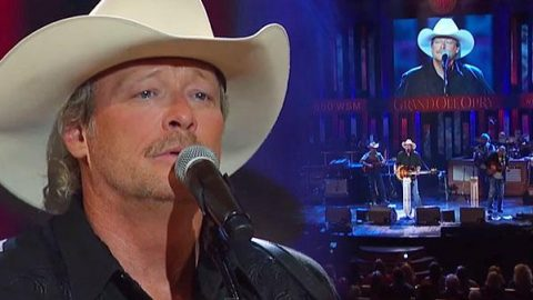 Alan Jackson – Where Were You (When The World Stopped Turning)   Country Music Videos