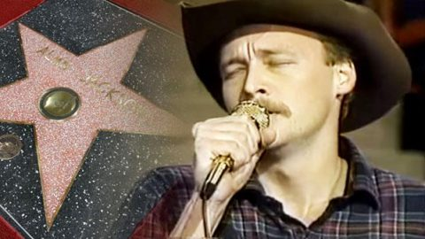 """Alan Jackson Rare Video (1985 On """"You Can Be A Star"""") 