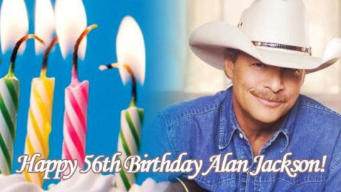 Alan Jackson – Fans Wish Alan a Happy Birthday! | Country Rebel