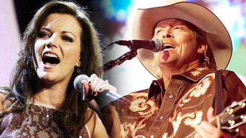 Alan Jackson & Martina McBride – Never Loved Before (Live) (WATCH) | Country Music Videos