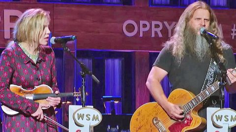 Jamey Johnson & Alison Krauss Delight With Intimate Performance Of Carter Family Classic | Country Music Videos