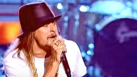 Kid Rock Surprises Crowd With Music Royalty For 'All Summer Long' Performance | Country Music Videos