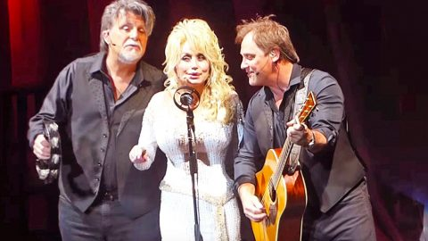 Dolly Parton Puts Her Personal Touch On Beloved American Classics   Country Music Videos