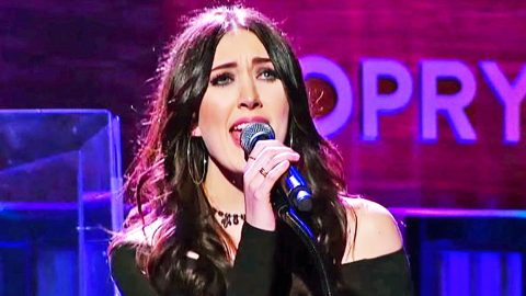 Daughter Of Beloved Country Singer Delivers Dazzling Performance At Opry | Country Music Videos