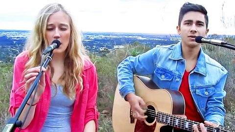 Australian Couple Delivers Heart-Stopping 'Jolene' Duet | Country Music Videos