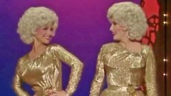Dolly Parton's Reaction To Barbara Mandrell's Spot-On Impression Of Her Will Have You In Stitches | Country Music Videos