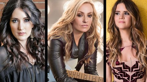 6 Badass Women Of Country Music To Watch For In 2016   Country Music Videos