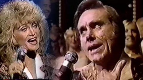 Barbara Mandrell & George Jones – I Was Country When Country Wasn't Cool | Country Music Videos