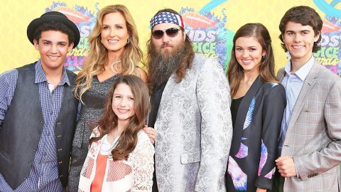 Korie and Willie Robertson's Youngest Daughter is All ...