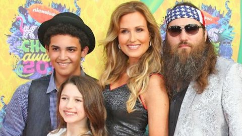 Willie And Korie Robertson's Youngest Daughter Hits Huge Milestone | Country Music Videos