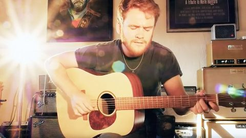 Ben Haggard Gives 'Perfect' Cover Of Late Father's Hit 'There Won't Be Another Now' | Country Music Videos