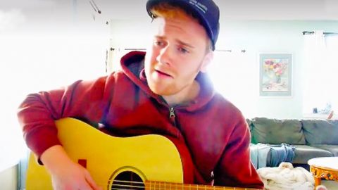Merle Haggard's Youngest Son, Ben, Delivers Swoon-Worthy Cover Of Keith Whitley Classic | Country Music Videos