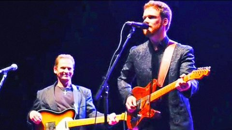 Ben Haggard Joins His Brother For Stunning Performance Of 'Today I Started Loving You Again' | Country Music Videos