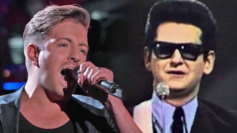 Billy Gilman Delivers Masterful Cover Of Roy Orbison Classic On 'The Voice' | Country Music Videos