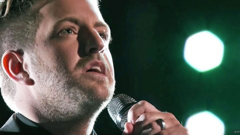 Billy Gilman Fights Back Tears During Powerful Performance Of Adele Hit | Country Music Videos