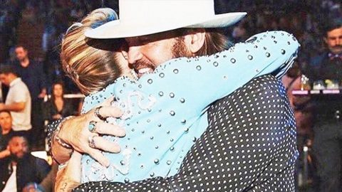 Billy Ray Cyrus Teams Up With One Of His Favorite Ladies For 'Achy Breaky Heart' | Country Music Videos