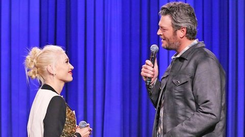 Gwen Stefani Leaked Blake Shelton's Album Track List – Is There A Duet Or Not? | Country Music Videos