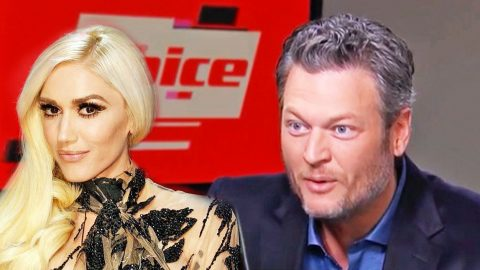 Blake Fires Back After Question On Marriage Plans To Gwen | Country Music Videos